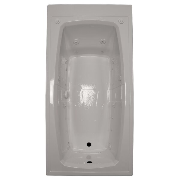 72 x 36 Air / Whirlpool Bathtubub by American Acrylic