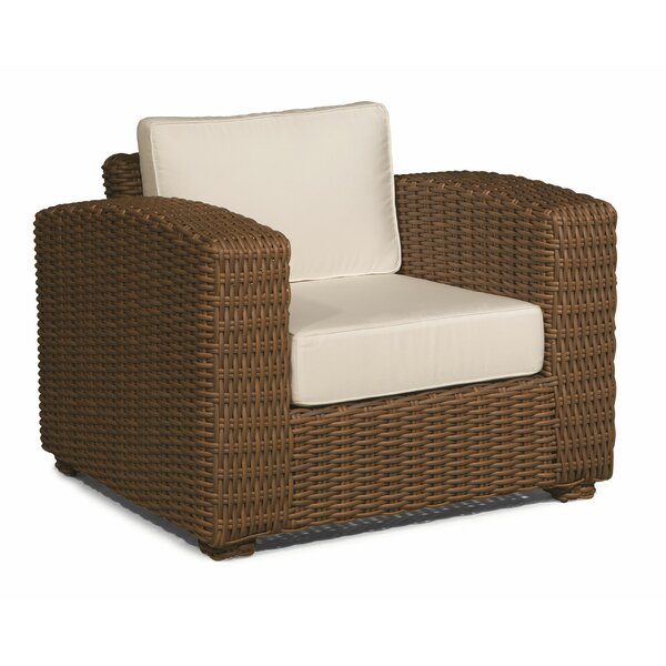 Bayviewpark Chair with Cushion by Highland Dunes