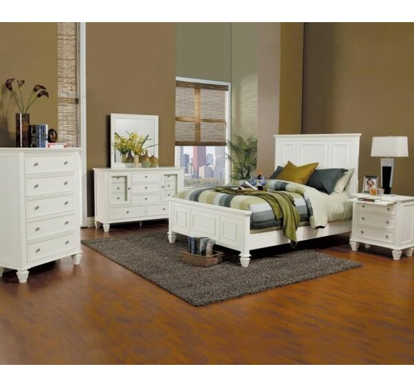 Tuohy Panel Configurable Bedroom Set by Red Barrel Studio