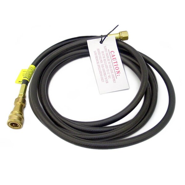 12' Big / Tough Buddy RV Hose By Mr. Heater