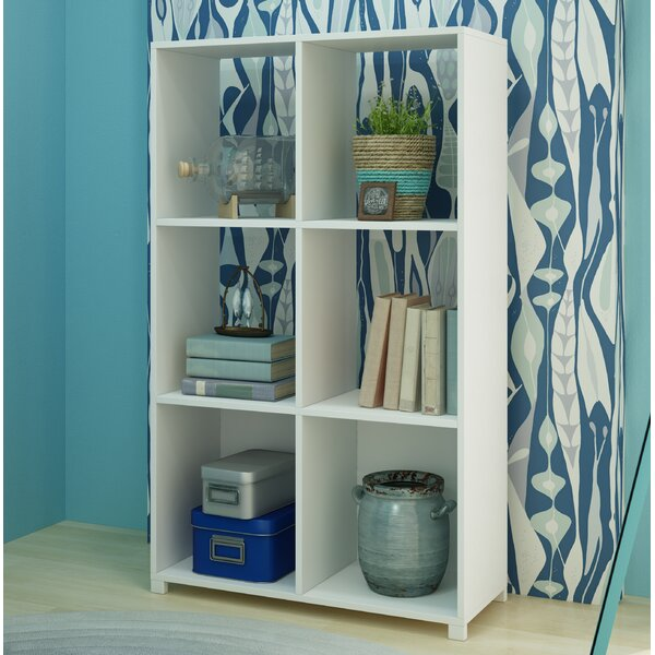 Benin Cube Bookcase by Latitude Run