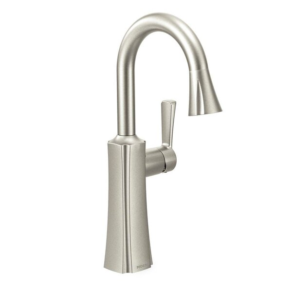 Etch Pull Down Bar Faucet by Moen