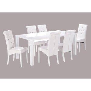 Essgruppe Monroe mit 4 Stühlen von LPD