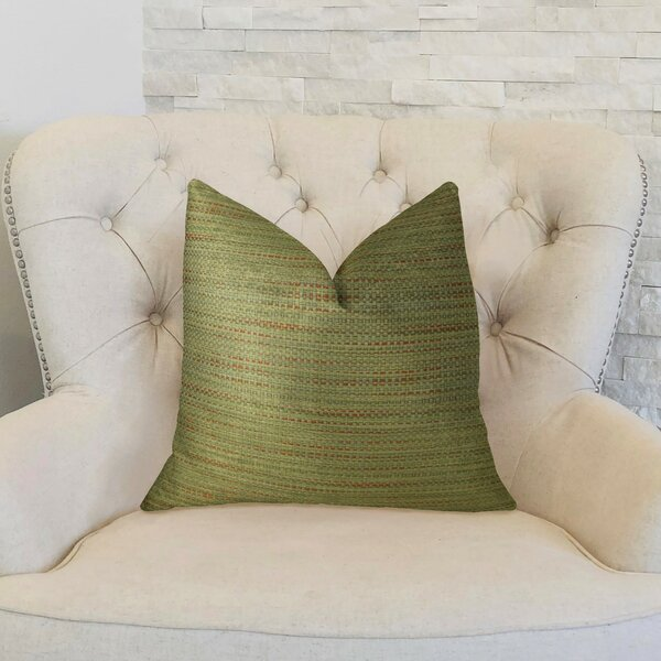 La Mott Handmade Luxury Pillow by Bayou Breeze