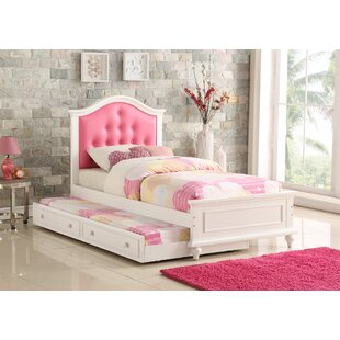 Price comparison Donham Twin Platform Bed with Trundle By Harriet Bee