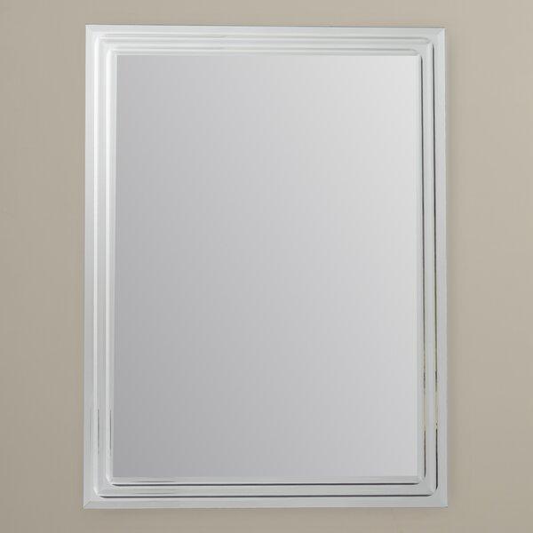 Tetbury Frameless Tri Bevel Wall Mirror by Brayden Studio