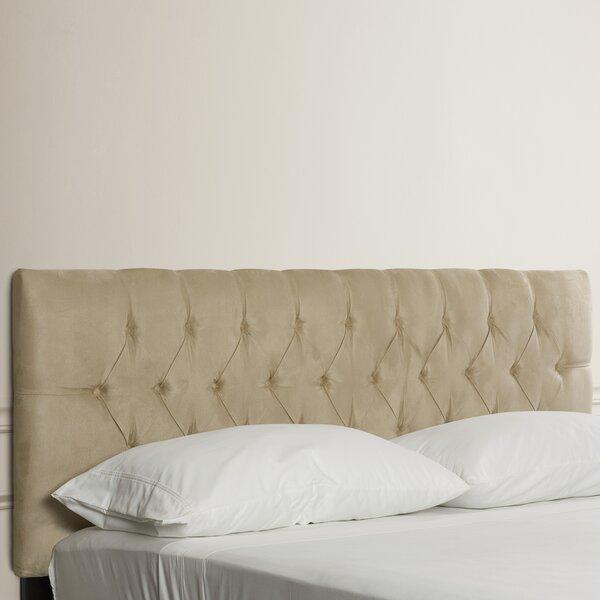 Davina Upholstered Panel Headboard by Willa Arlo Interiors