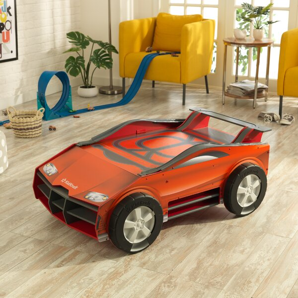 Speedway Play 46.5 x 28 Kidney Activity Table by KidKraft