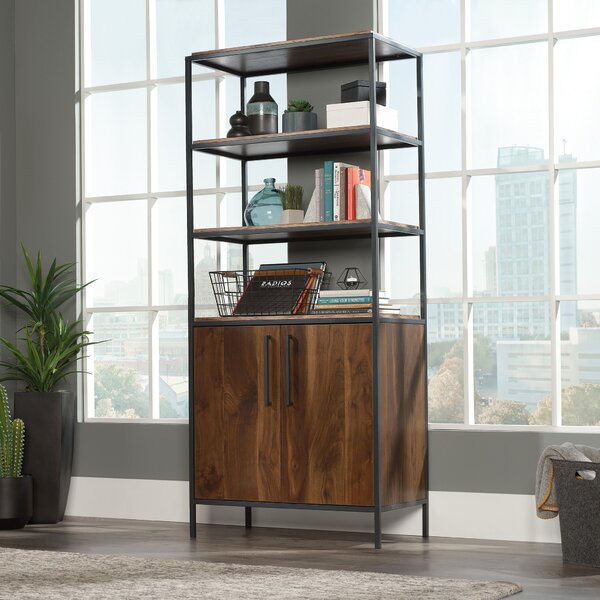 Review Darnall Standard Bookcase