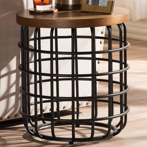Mchaney End Table by Williston Forge