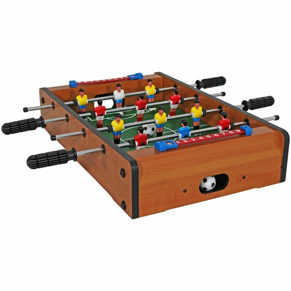 12 Foosball Game Table by Wildon Home ®