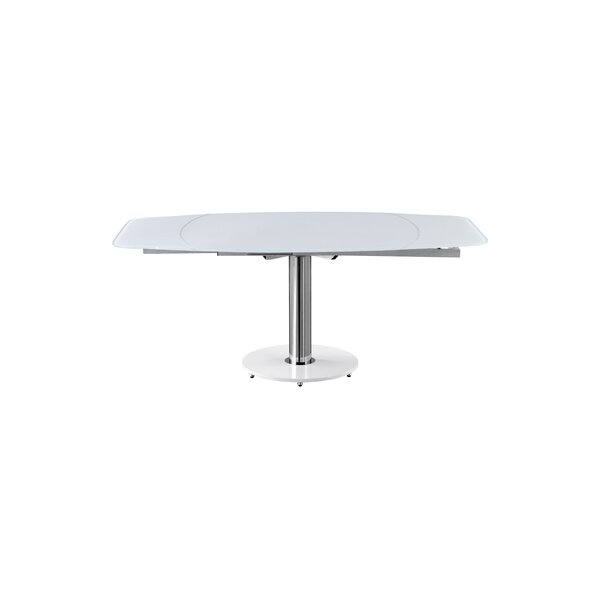 Denebola Extendable Dining Table by Orren Ellis