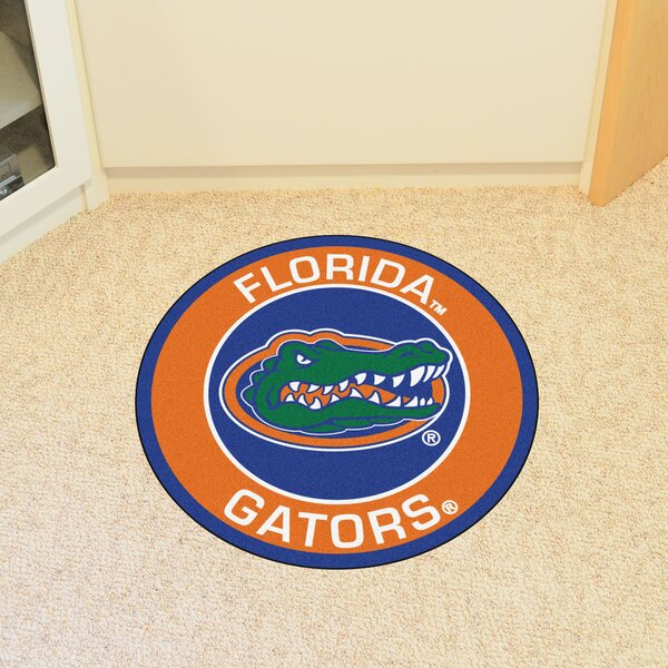 NCAA University of Florida Roundel Mat by FANMATS