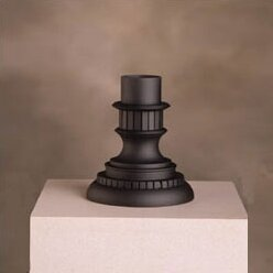 Outdoor Pedestal Pier Light Base by Kichler