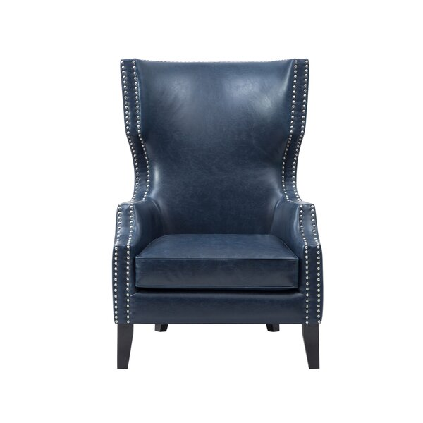 Welwyn Wingback Chair by Alcott Hill