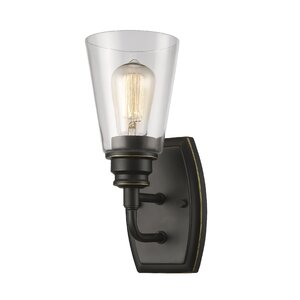 Clayton 1-Light Wall Sconce