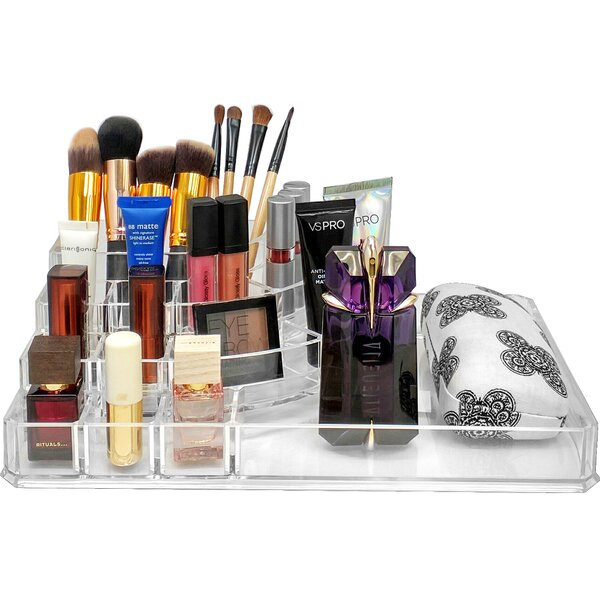 Makeup Cosmetic Organizer by Rebrilliant