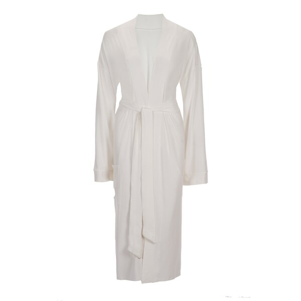 Rayon from Bamboo Bathrobe by Nine Space