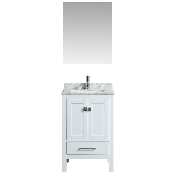 Khadijah 24 Single Bathroom Vanity Set by Red Barrel Studio