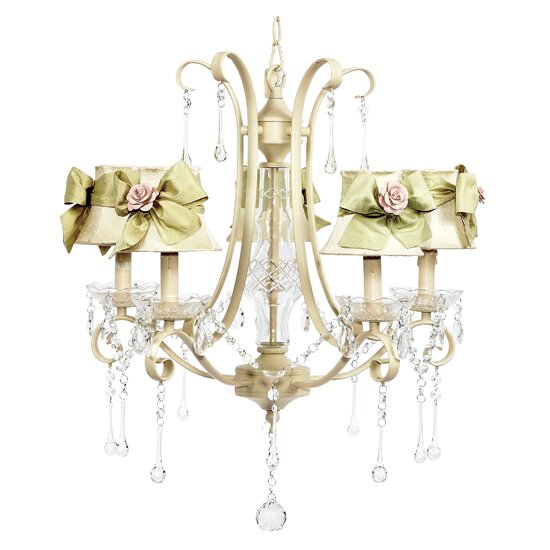 Colleen 5-Light Shaded Chandelier by Jubilee Collection