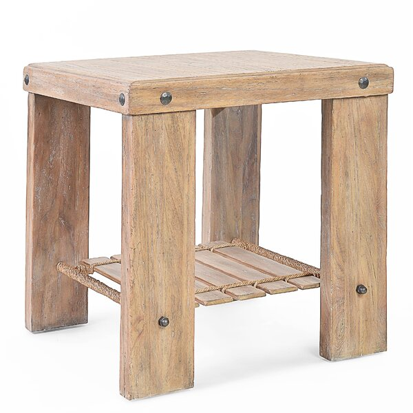 Bunch End Table by Union Rustic