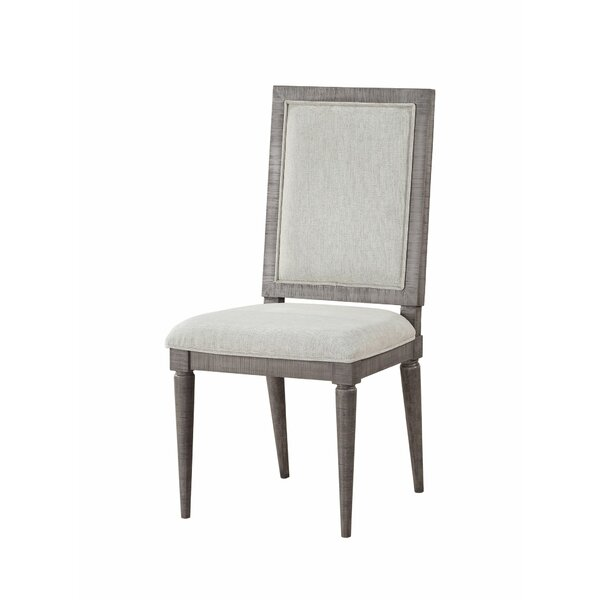 Kaley Upholstered Dining Chair (Set of 2) by Ophelia & Co.