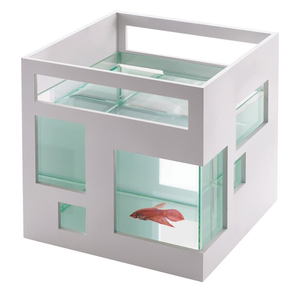 Fishhotel 1.8 Gallon Aquarium Bowl by Umbra