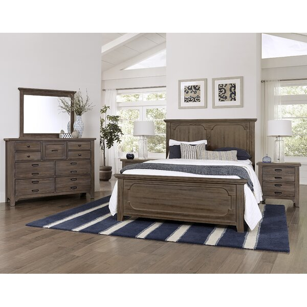 Erving Panel Standard Configurable Bedroom Set by Darby Home Co
