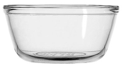 1 Qt. Crystal Mixing Bowl (Set of 6) by Anchor Hocking