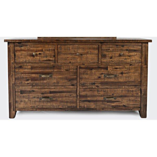Athol 7 Drawer Dresser by Three Posts