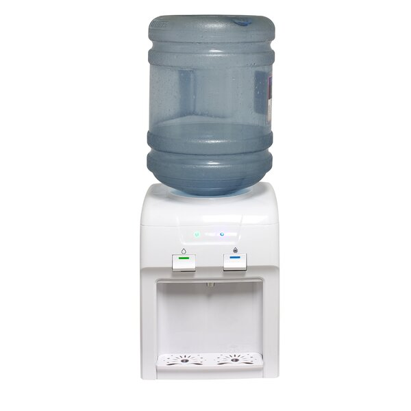 Countertop Room Temperature and Cold Electric Water Cooler by vitapur