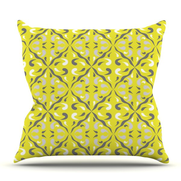 Seedtime by Miranda Mol Outdoor Throw Pillow by East Urban Home