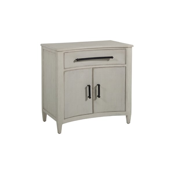 Lira 1 Drawer Nightstand by Gabby