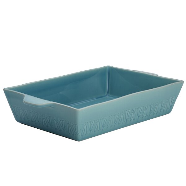 Rectangular Stoneware Baking Dish by Ayesha Curry
