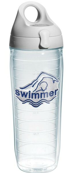 Game On Swim for It Plastic Water Bottle by Tervis Tumbler
