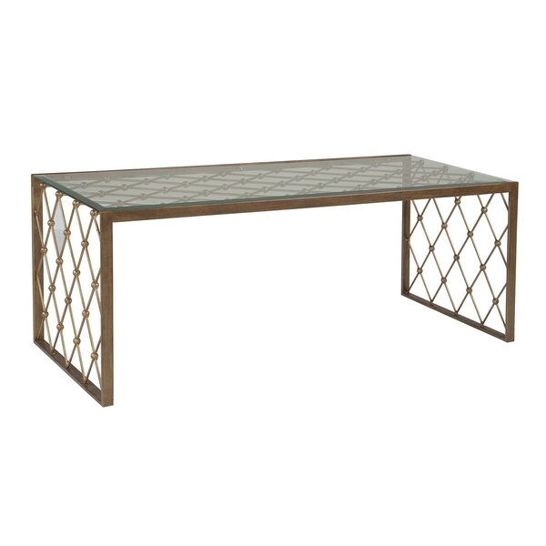 Metal Designs Sled Coffee Table By Artistica Home