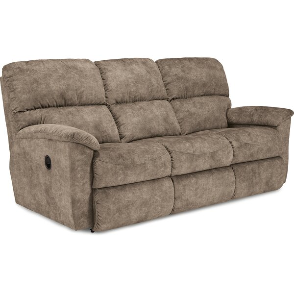Great Sale Brooks Reclining Sofa by La-Z-Boy by La-Z-Boy