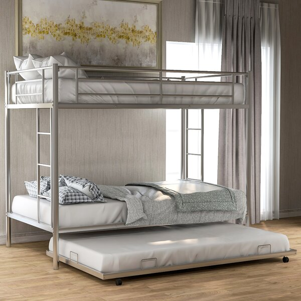 Denali Twin Bunk Bed with Trundle by Latitude Run