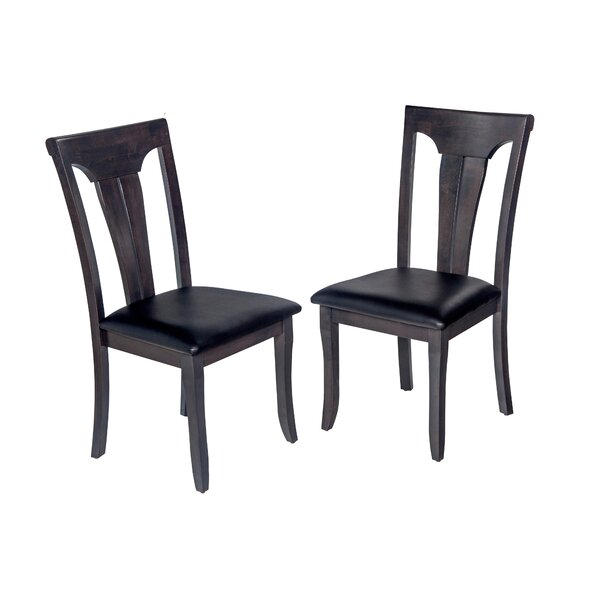 Two Sturdy Dining Chair (Set Of 2) By TTP Furnish TTP Furnish