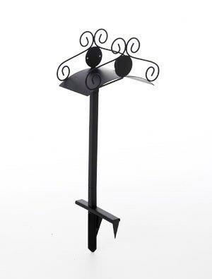 Ornamental Steel Hose Holder by Liberty Garden