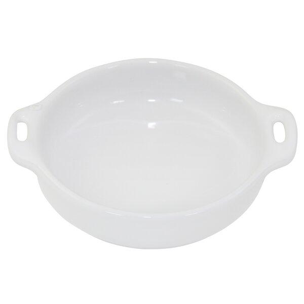 Round Non-Stick Creme Brulee Dish by Appolia