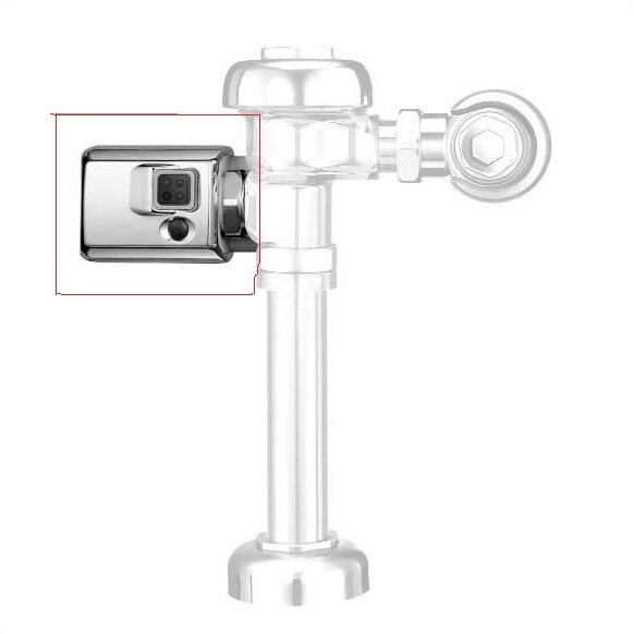 Optima Side Mount Operater Flush Valve by Sloan