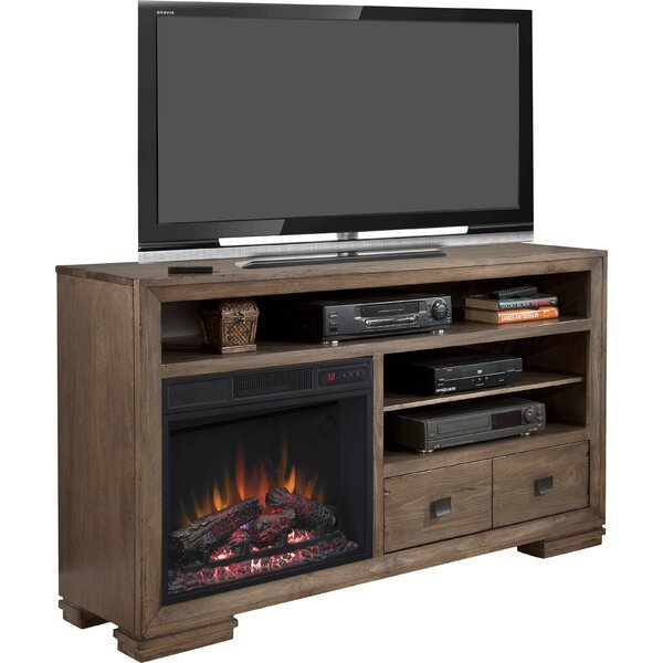Escudilla 60 TV Stand with Fireplace by Loon Peak
