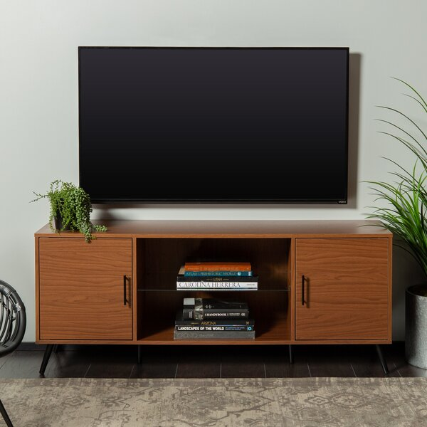 Great choice Glenn TV Stand for TVs up to 65 by George Oliver
