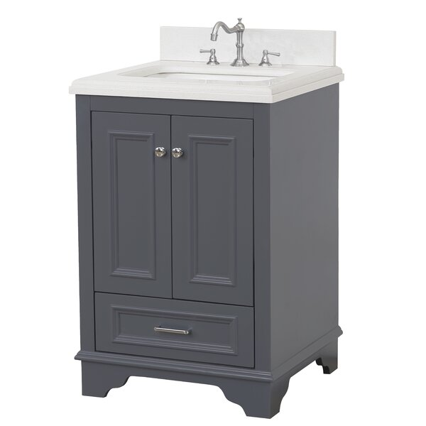 @ Nantucket 24 Single Bathroom Vanity Set by Kitchen Bath Collection| #$0.00!