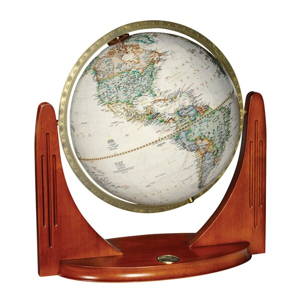 National Geographic Compass Star Globe by Replogle Globes