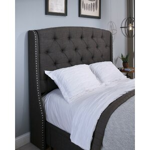Peyton Upholstered Wingback Headboard by Republic Design House