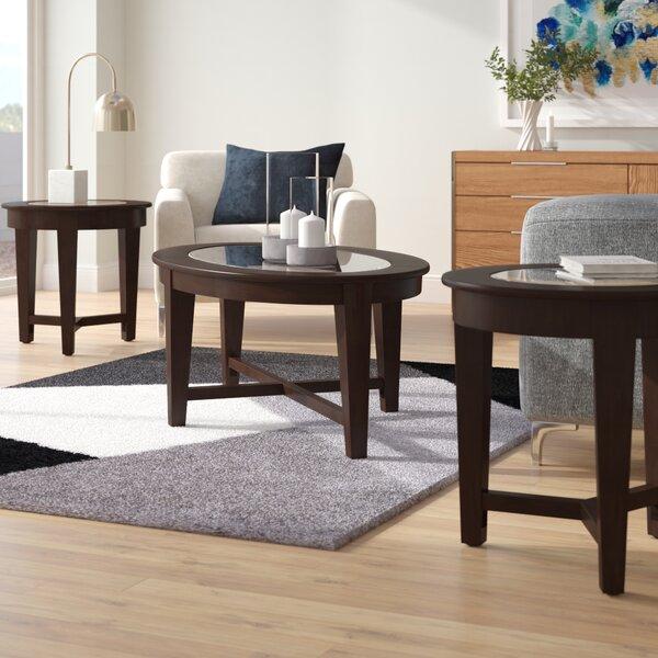 Jalbert 3 Piece Coffee Table Set By Latitude Run