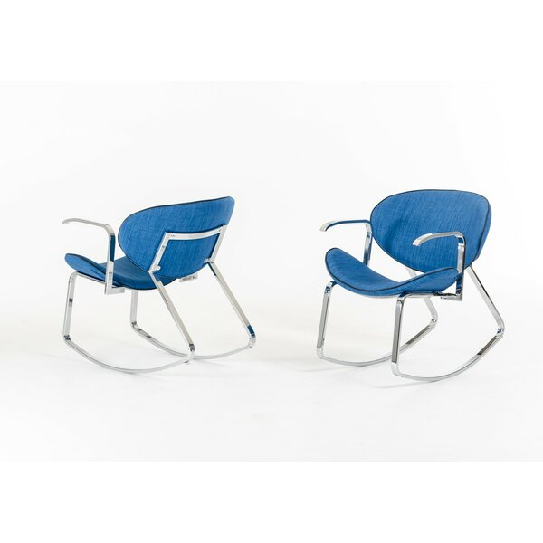 Camron Rocking Arm Chair (Set of 2) by Orren Ellis