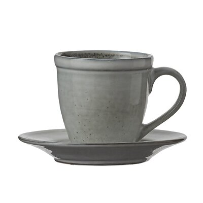 Highland Dunes Abe Cappuccino Cup (Set of 2) Highland Dunes
